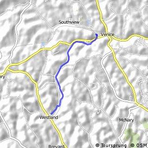 Montour Trail - Westland Branch