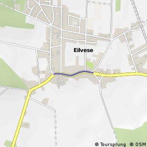 Eilvese Riehestraße - Eilvese Zum Tannenbruch