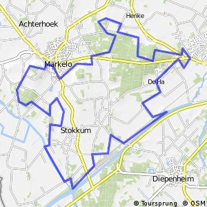 MTB Route Markelo