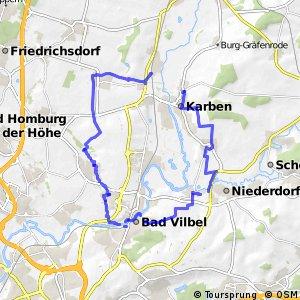 Apfelwein- und Obstwiesenroute - Regionalschleife Wetteraukreis Route 8: Goldenes Tor zur Wetterau
