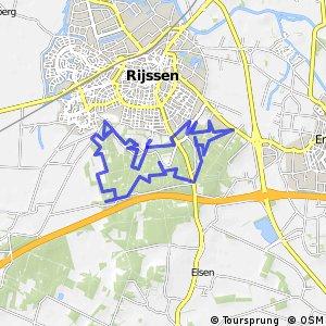 MTB Route Rijssen