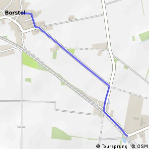 R242 Borstel - Hagen Bahnhof