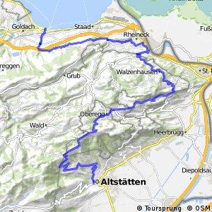 rcn 99 - Etappe 13, (Altstätten–Rorschach)