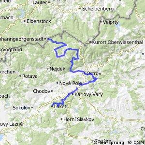 Euregio-Egrensis-Radfernweg [CZ (Tschechien, Böhmen)]