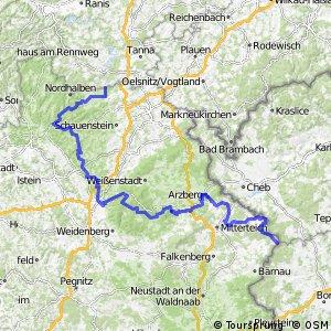 Euregio-Egrensis-Radfernweg