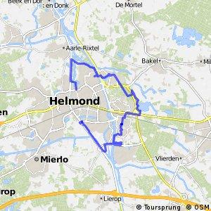Rondje Helmond (oost)
