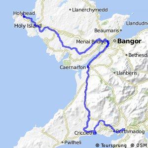 Lôn Las Cymru (North)