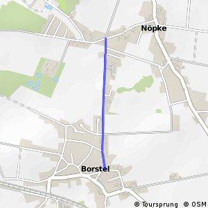 R240 Nöpke 1 - R242 Borstel