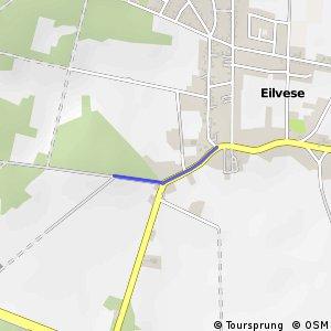 Eilvese Eckberge - Eilvese Riehestraße