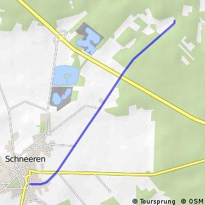 R250 Grinderwald - R255 Schneeren 1