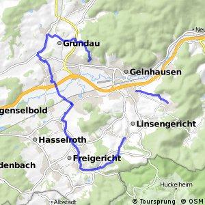 Hessische Apfelwein- und Obstwiesenroute - Main-Kinzig-Kreis, Gelnhausen und Meerholzer Hügelland