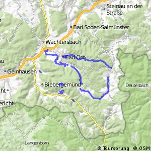 Hessische Apfelwein- und Obstwiesenroute - Main-Kinzig-Kreis, In den Spessart
