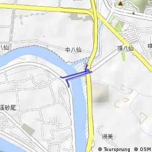 社子大橋自行車道