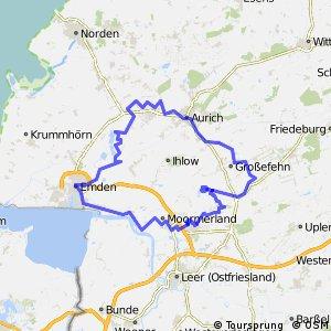 Route 2: Auf Häuplings Pfaden (Variante B - Gegenrichtung)