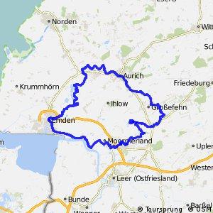 Route 2: Auf Häuplings Pfaden