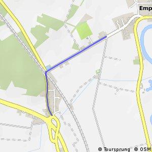 Empede Weinbergstraße - Himmelreich