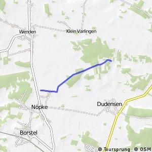 R224 Dudensen Moor 1 - Nöpke Spitzburg