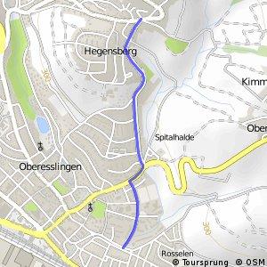 Gartenstadt - Hegensberg