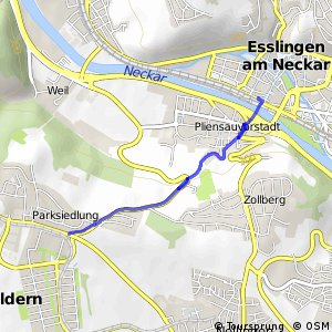 Parksiedlung - Innenstadt