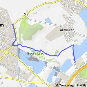 Knotennetz NRW Koeln (05) - Pulheim (33)