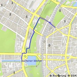 Knotennetz NRW Koeln (11) - Koeln (92)