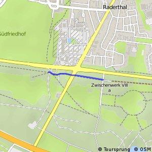 Knotennetz NRW Koeln (15) - Koeln (86)
