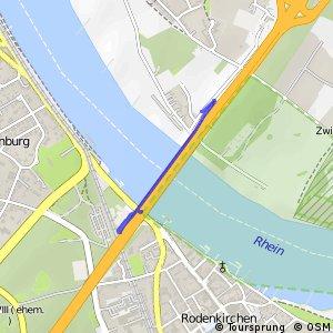 Knotennetz NRW Koeln (44) - Koeln (50)
