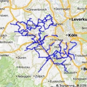 Knotenpunktnetzwerk Rhein-Erft-Kreis