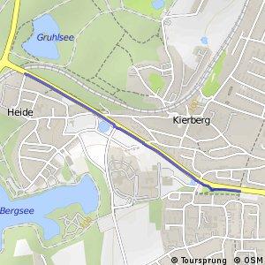 Knotennetz NRW Bruehl (66) - Bruehl (67)