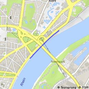Knotennetz NRW Koeln (88) - Koeln (98)