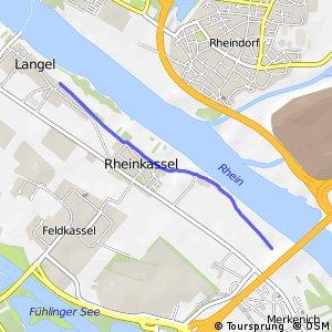 Knotennetz NRW Koeln (02) - Koeln (03)
