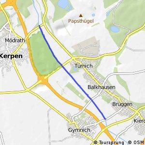 Knotennetz NRW Kerpen (47) - Kerpen (59)