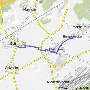 Knotennetz NRW Kerpen (49) - Kerpen (51)