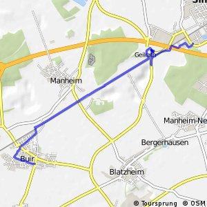 Knotennetz NRW Kerpen (44) - Kerpen (49)