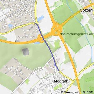 Knotennetz NRW Kerpen (43) - Kerpen (45)
