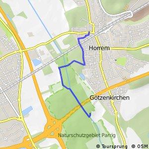 Knotennetz NRW Kerpen (42) - Kerpen (46)