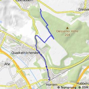 Knotennetz NRW Bergheim (22) - Kerpen (42)
