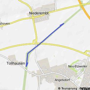 Knotennetz NRW Elsdorf (10) - Elsdorf (12)