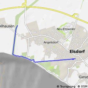 Knotennetz NRW Elsdorf (10) - Elsdorf (18)
