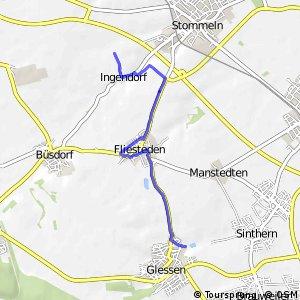 Knotennetz NRW Pulheim (24) - Bergheim (25)