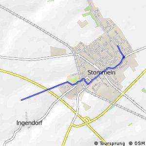 Knotennetz NRW Pulheim (24) - Pulheim (29)