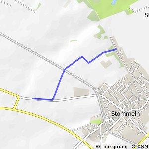 Knotennetz NRW Pulheim (26) - Pulheim (30)