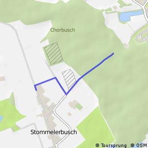 Knotennetz NRW Koeln (27) - Pulheim (28)