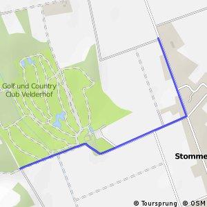 Knotennetz NRW Pulheim (28) - Rommerskirchen (59)