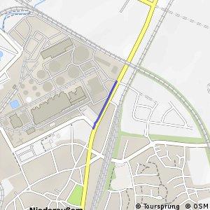 Knotennetz NRW Bergheim (07) - Bergheim (20)