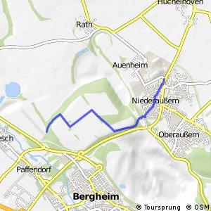 Knotennetz NRW Bergheim (07) - Bergheim (19)