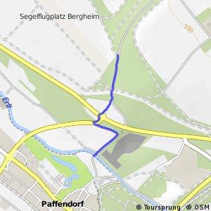 Knotennetz NRW Bergheim (14) - Bergheim (19)