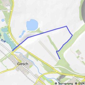 Knotennetz NRW Bergheim (13) - Bergheim (19)