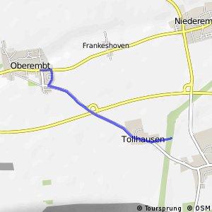 Knotennetz NRW Elsdorf (09) - Elsdorf (10)