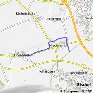 Knotennetz NRW Elsdorf (09) - Elsdorf (12)